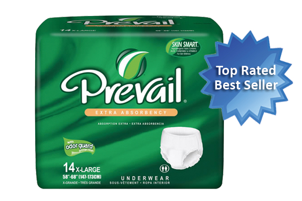 Prevail Extra Adult Pull Up