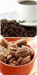 Coffee and Pecans