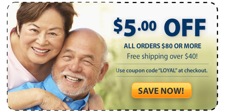 September 2013 Coupon for Total Home Care Supplies