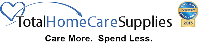 Total Home Care Supplies Logo