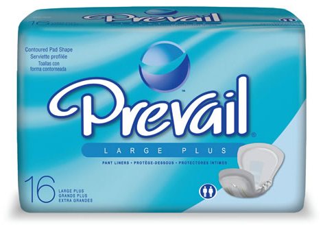 First Quality Prevail Pant Liner PL-113, PL-100