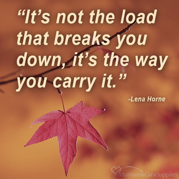 Wise words from Lena Horne