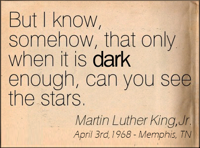 Dr. Martin Luther King, Jr. quote