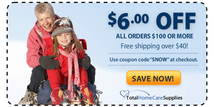 TotalHomeCareSupplies February 2014 Coupon