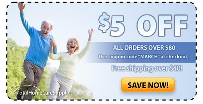 Total Home Care Supplies Coupon for March 2014
