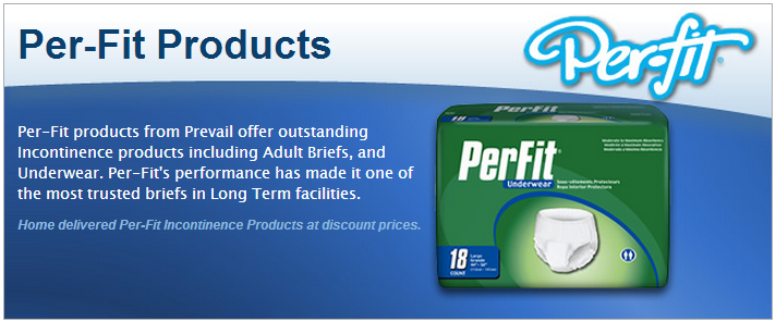 PerFit Adult Diapers and Adult Protective Underwear