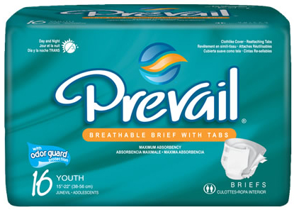 Prevail PV 011 Youth Diaper
