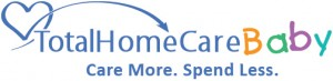 TotalHomeCareBaby.com. Care More. Spend Less.