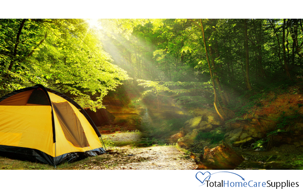 Incontinence Camping Tips